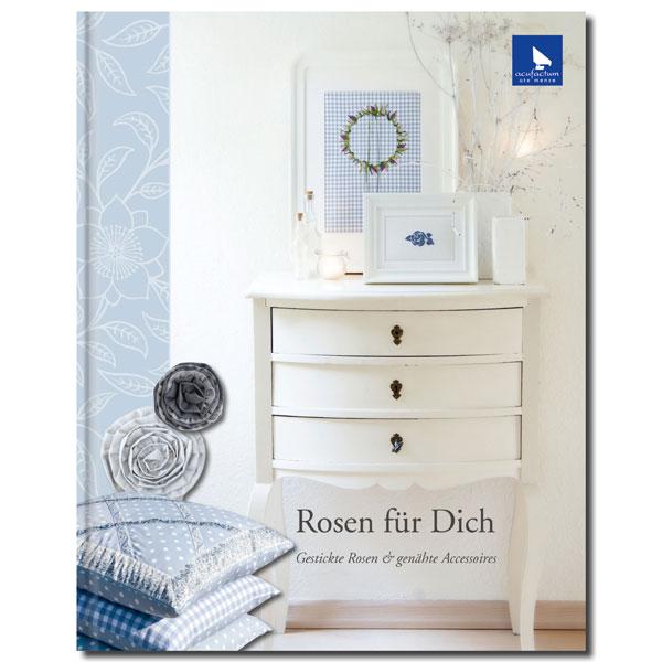 Buch Rosen für Dich