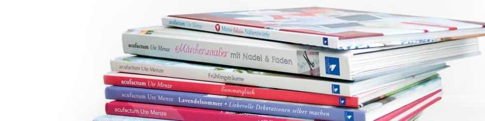 Handarbeitsbücher Bastelbücher, Nähen, Sticken - acufactum