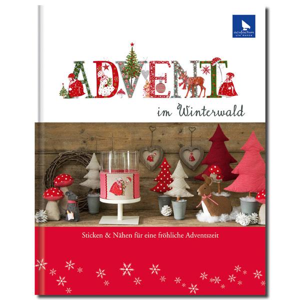 Buch Advent im Winterwald