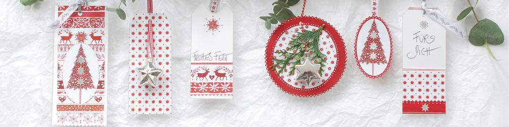 Buch Papierideen zur Weihnachtszeit