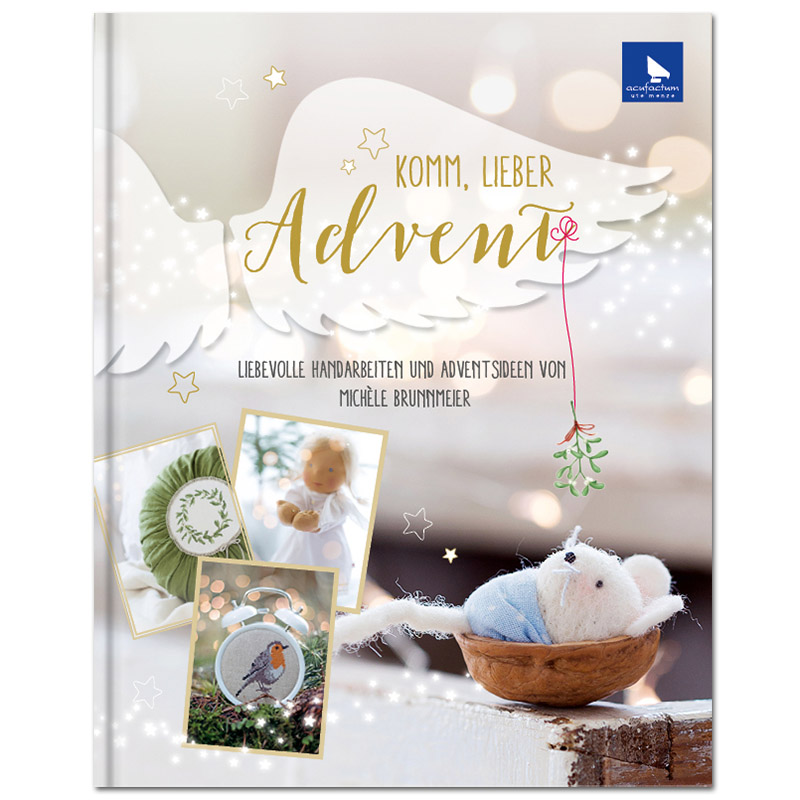 Buch Komm, lieber Advent