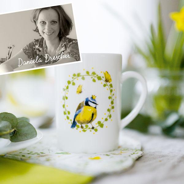 Daniela Drescher Porzellan