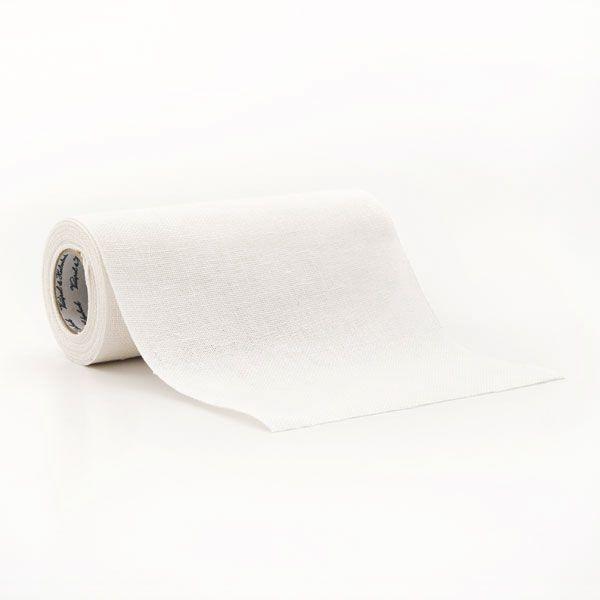 Leinenband gebleicht 16 cm breit