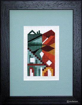 Stickpackung Farbfelder 1