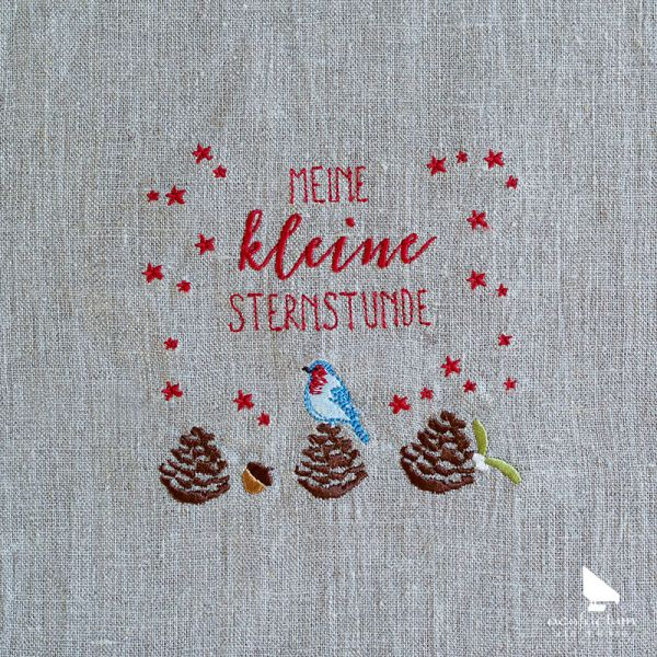 Stickdatei Meine kleine Sternstunde - 2-4035-04