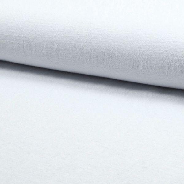 Leinen Stonewashed weiß - 3622-RS0214-050