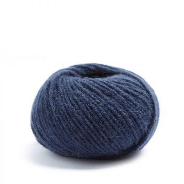 Wolle Bergamo blau  25 g  65 m