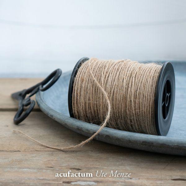Jutekordel 1,7 mm breit