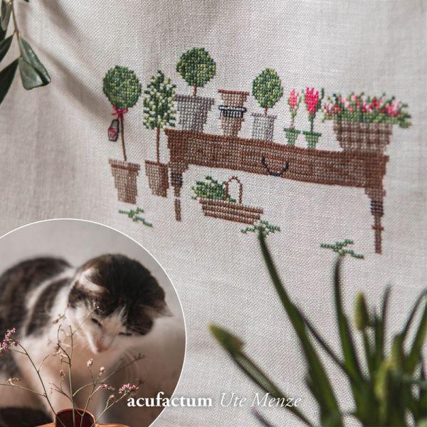 Einzelmuster Gartentisch - 82935