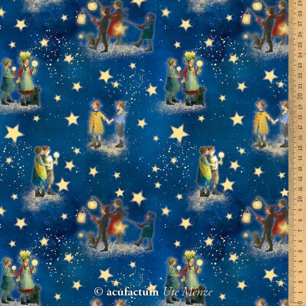 Baumwollstoff Lichterkinder - 3523-824