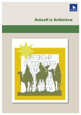 Ankunft in Bethlehem