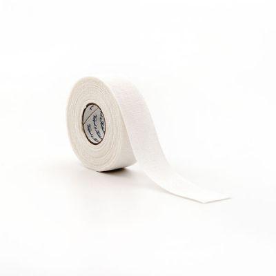 Leinenband gebleicht ( weiß ) 5 cm breit