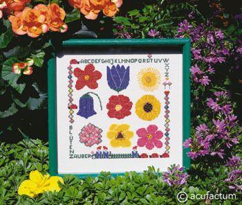 Blüten ABC