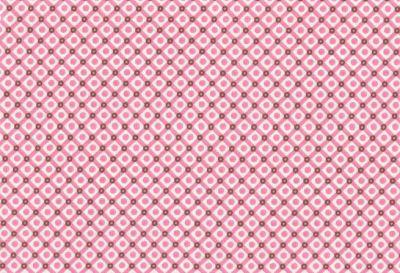 Westfalenstoff Raute pink