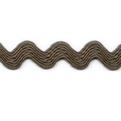 Zackenlitze oliv 14 mm breit