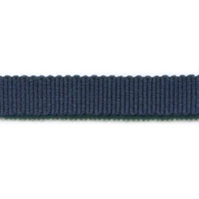 Ripsband Dolce blaugrau 25 mm breit