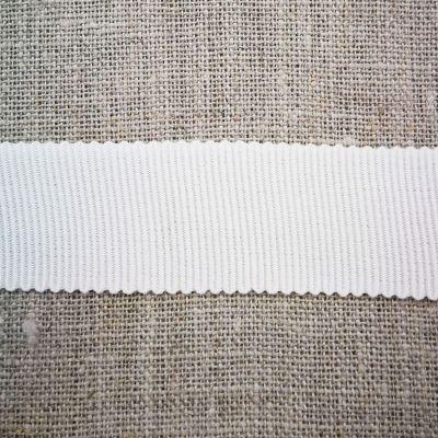 Ripsband Dolce creme 25 mm breit