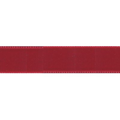 Samtband rot 9 mm breit