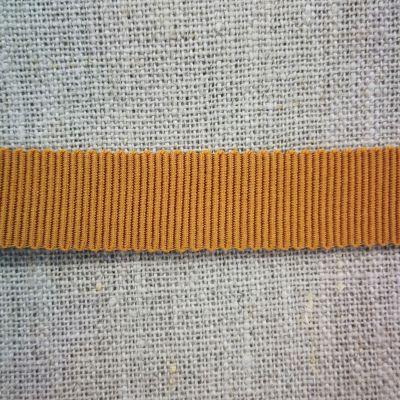 Ripsband Dolce ocker 15 mm breit