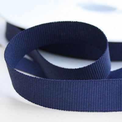 RipsbandGrosGrain blaulilla 15 mm breit
