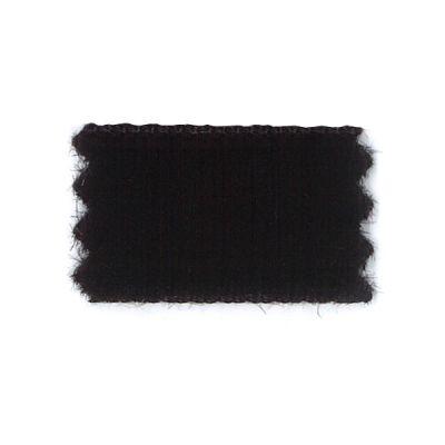 Samtband schwarz 9 mm breit