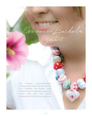 Bastel-, Näh- & Stickbuch SommerFrische