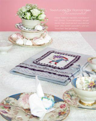 Handarbeitsbuch Glanzstücke