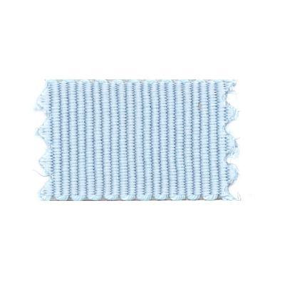 Ripsband Dolce hellblau 15 mm breit