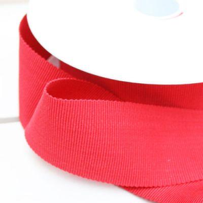 Ripsband Dolce rot 40 mm breit