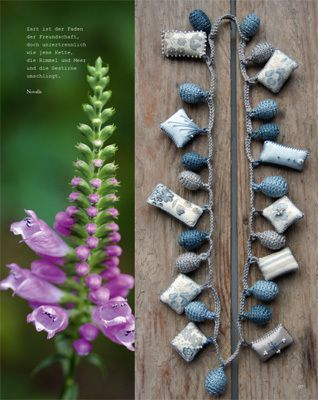 Handarbeitsbuch Poesie der kleinen Dinge