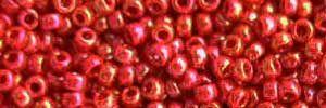 Mini-Perlen rot