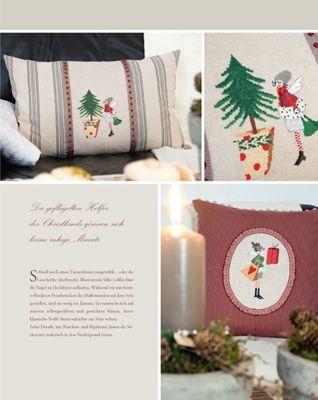 Deko- & Handarbeitsbuch WeihnachtsGlück
