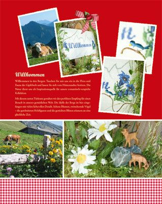 Deko- & Handarbeitsbuch Hüttenzauber