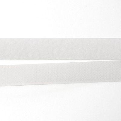 Band Klettverschluss weiß 20mm breit