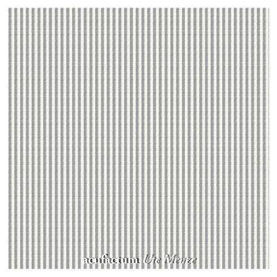 BW-Stoff grau-weiß gestreift