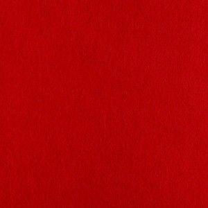 Wollfilz rot 90 cm breit