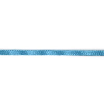 Stretchband Spaghetti türkis 3 mm breit