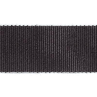 Ripsband Dolce anthrazit 25 mm breit