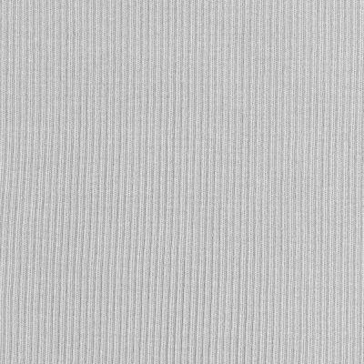 Rippenstrick grau