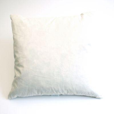Inlett weiß 50 x 50 cm 250 g Halbdaune