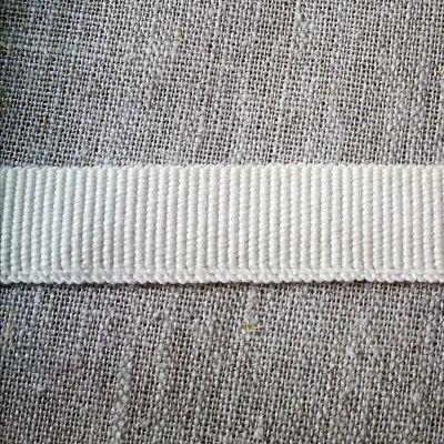 Gros Grain Lana Ripsband 15mm ecru