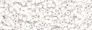 Mini-Perlen weiß