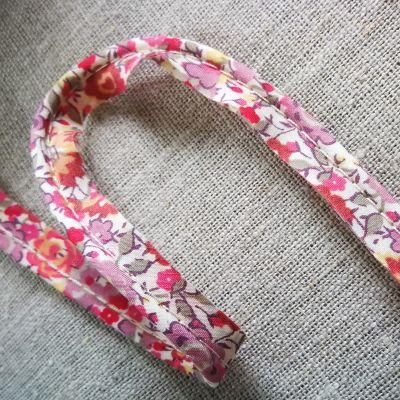 Nicole Kortelkante 3 mm Blüte rosa-creme