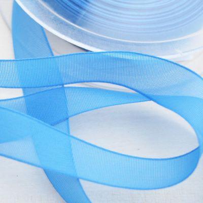 Band Aurore blau 15 mm breit