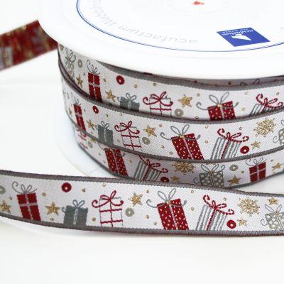 Webband Weihnachtsgeschenke 16 mm