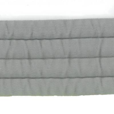 Gurtband grau 35mm