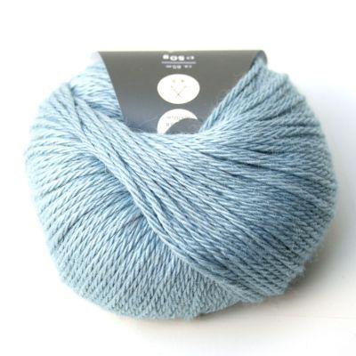 Wolle Cusco taubenblau/36