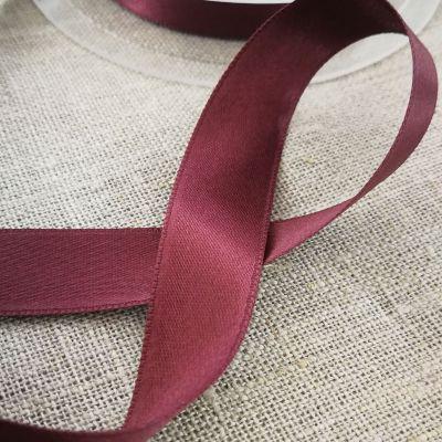 Satinband violett 15 mm breit