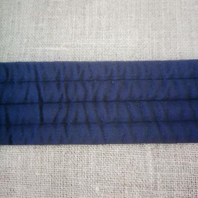 Gurtband blau 35 mm breit