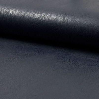 Kunstleder elastisch nachtblau